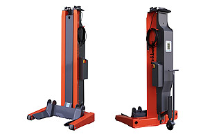 EHB908 Wireless column lift - showing front