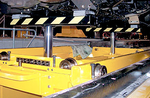RMS Hydraulic Pit Lifters for trucks and buses