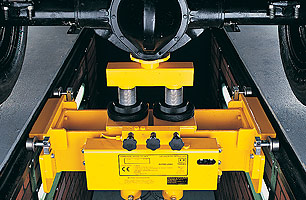 12T Jacking Beam - HJB12T for trucks and buses