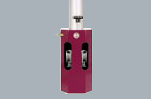PH Elephant Jack, convenience due to pneumatic quick lifting and pneumatic forced return