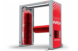 Truck Wash - KUBE for trucks & buses
