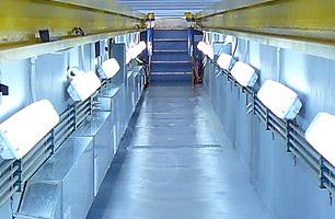 Prefabricated Drop In Pits Truck Amp Bus Workshops Hartex 174
