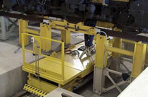 Train Drop Tables Rail Workshops Hartex 174